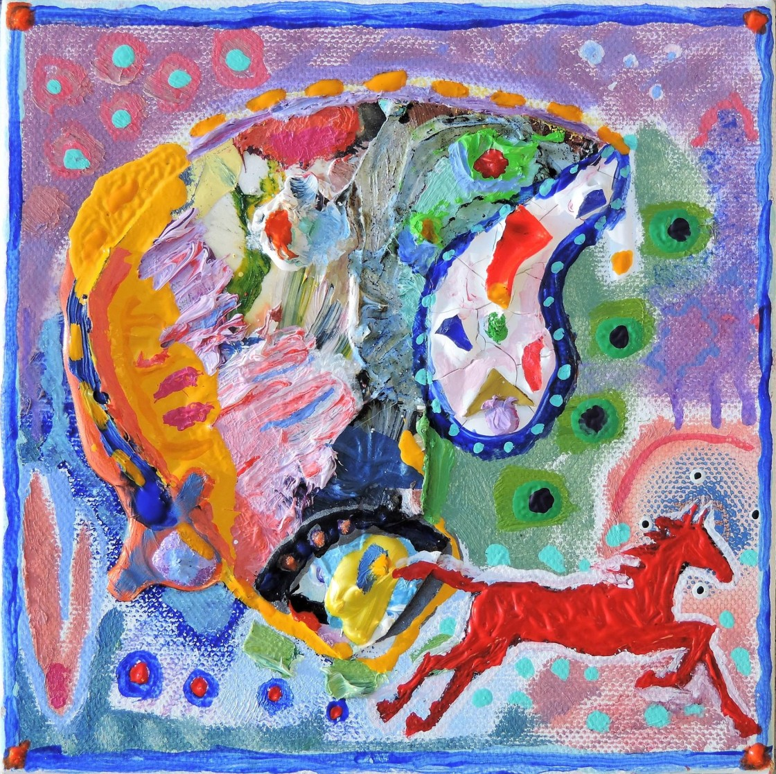 Dream of the Red Racehorse