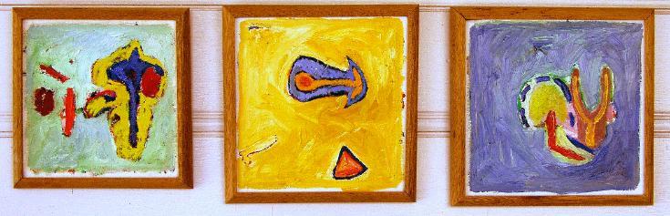 Evanescent Dharmas (Mer-Ka-Ba)